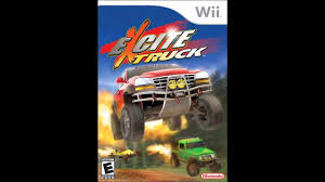100 Excite Truck Wii OST Main Menu YouTube