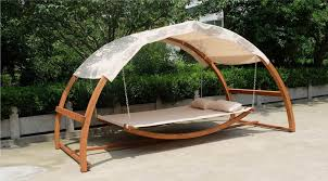 canopy swing bed shapes suntzu king bed attractive and cozy