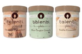 Talenti Gelato is Next to Rival Halo Top in the Low Cal Ice Cream