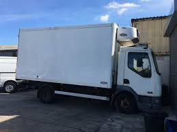 DAF LF 45 7.5t FREEZER TRUCK FOR SALE | In Castleford, West ...