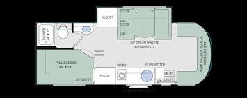 C Floor Plans by Siesta Sprinter Class C Motorhomes Floor Plans Thor Motor Coach
