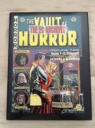 EC Archives The Vault Of Horror Vols 2 3 4 Graphic Novels