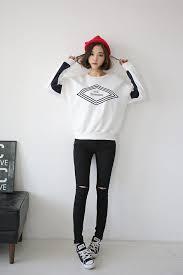 Asian Fashion Korean More HKRFBNT