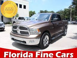 100 2009 Dodge Truck Used DODGE RAM PICKUP For Sale In WHOLESALE FL 96842