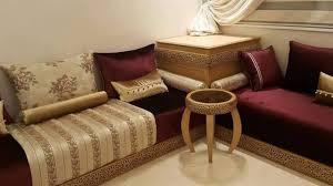 canapé arabe achat vente salon marocain déco salon marocain