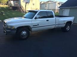 1995 Dodge Ram 3500 Cummins Diesel Dually For Sale With 2001 Dodge ...