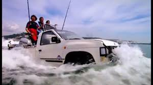 100 Top Gear Toyota Truck Episode Crossing The Channel In Car Boats HQ Series 10 BBC