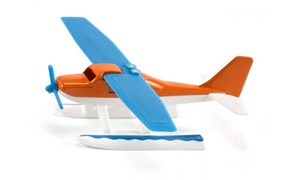 Siku 1099 Water Plane Model Toy