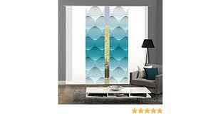 wärmeisolierend sehr weich schlafzimmer bbaodan 3d vorhänge