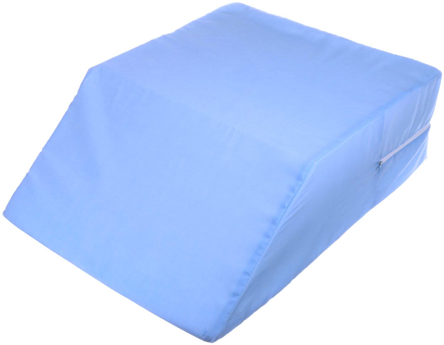 "Alex Orthopedic Leg Bed Wedge - Removable Cover, 8"" x 20"" x 25"""