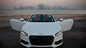 2017 NEW Audi TT Roadster S tronic in amazing places