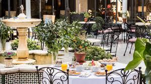 Hotel Patio Andaluz Sevilla by Restaurantes Y Bares En Hotel Alfonso Xiii Sevilla