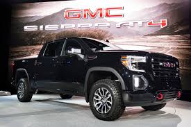 100 Gmc Concept Truck 2019 Sierra Redesign And Review Car Intended For