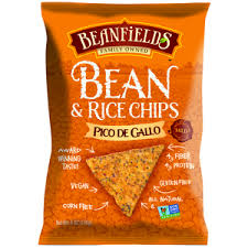 All Natural Bean Rice Chips