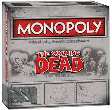 Monopoly Walking Dead Front Of Box