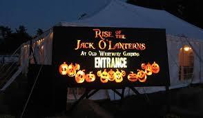 Old Westbury Gardens Dog Halloween by Watch The Jack O U0027 Lanterns Rise At The Old Westbury Gardens Lib
