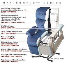 golden tech maxicomforter large zero gravity power lift chair
