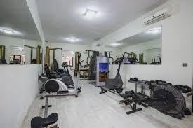 salle de sport luxury hotel ouarzazate