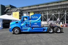 100 What Is A Class 8 Truck Toyota Explores The Potential Of Hydrogen Fuel Cell Powered