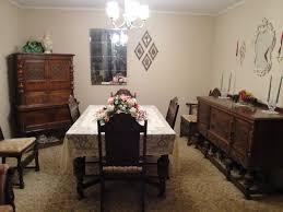 Antique Dining Room Set Antique Appraisal | InstAppraisal
