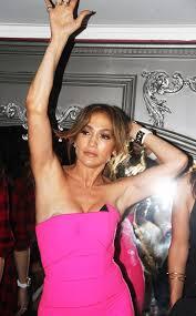 Jennifer Lopez from Celeb Wardrobe Malfunctions
