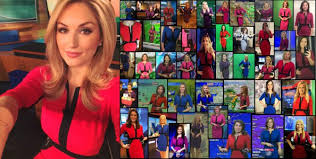 The Reason Local TV Anchors Across Country Are Wearing Same Dress