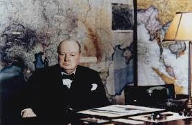 Winston Churchills Iron Curtain Speech by Secrets Of Churchill U0027s War Rooms U0027 Wsj