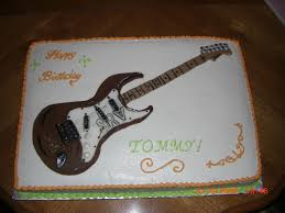 Stevie Ray Vaughns Guitar Lenny Cake