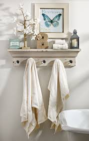 how to decorate using a wall shelf with hooks wall shelf with