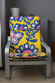 Ikea Poang Chair Cover Green by 13 Easy And Fast Diy Ikea Poang Chair Hacks Shelterness