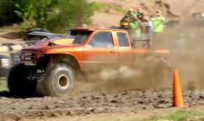 100 Truck Mud Run Crandon International Sets Record Then Suffers RainOut At