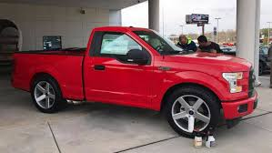 100 Pickup Truck Sleeper Cab This Heroic Dealer Will Sell You A New Ford F150 Lightning With 650