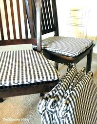 Dining Room Seat Cushions Chair Cushion Covers