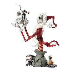 Jim Shore Halloween Uk by Santa Jack With Zero Figurine Grand Jester Studios Nightmare