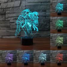 Amazoncom Timo 3D Lamp Table NightLight League Of Legends 7 Color