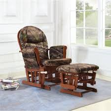 Harriet Bee Dake Camouflage Glider And Ottoman & Reviews ... Best Glider And Ottoman Fix Up Your Nursery Tiny Fry Storkcraft Avalon Upholstered Swivel Bowback Cherry Finish Cheap Rocking Chair And Find Recling Rocker Set Cherrybeige Baby With Pink Shop Tuscany With Reversible Cushions Incredible Winter Deals On