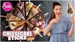 cake sticks kuchen am stiel caketrend cakesicles sallys welt