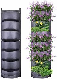7 taschen wand hängen pflanzung taschen gemüse kartoffel