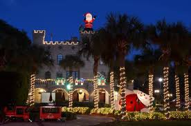 Nights of Lights Enchants St Augustine at Ripley s