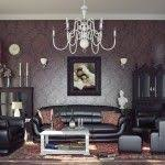 Black Leather Couch Decorating Ideas by The 25 Best Black Leather Couches Ideas On Pinterest Black