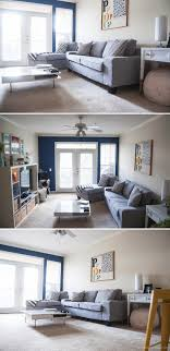 Ikea Living Room Makeover 20