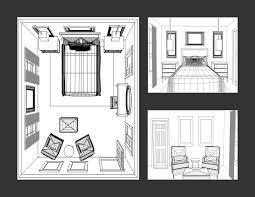 Bedroom Furniture Layout Popular Interior House Ideas