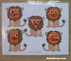 Safari And Jungle Animals Math Activities For Preschool Kindergarten