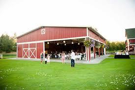 Rustic Barn Wedding At Langdon Farms Portland Oregon