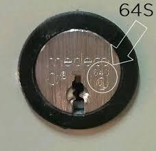 fireking file cabinet lock fireking medeco 64s key easykeys