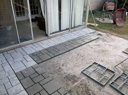 Cheap Patio Floor Ideas 9 Diy Cool Creative Flooring Patios