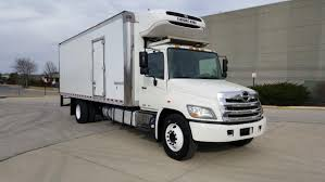 Refrigerated Truck For Sale In Dallas, Texas