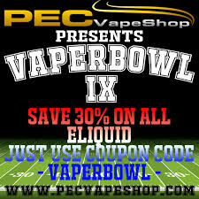PEC Vape Shop Is Having A Vaper Bowl Saleabration. From Now ... Element Vape Coupon Code Reddit Usa Vape Wild Discount Codes Deals October 2019 At Uk Tasty Eliquid Home Facebook 10 Off Smok Smoktech For Store Coupon Goods Online Coupons Breazy Code Massive Store Wide Savings Updated For Vapeozilla 89 Off Vampire Voucher Save Money With Ny Shop Codes Get 20 Off Ctivape Ctivape Twitter Best Cbd Pens Of Disposable Or Refillable