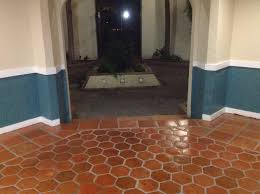 saltillo tile floor wax tile flooring ideas