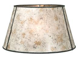 Mica Lamp Shade Company by Mica Lamp Shades For Table Lamps With Arts And Crafts Better 3 On